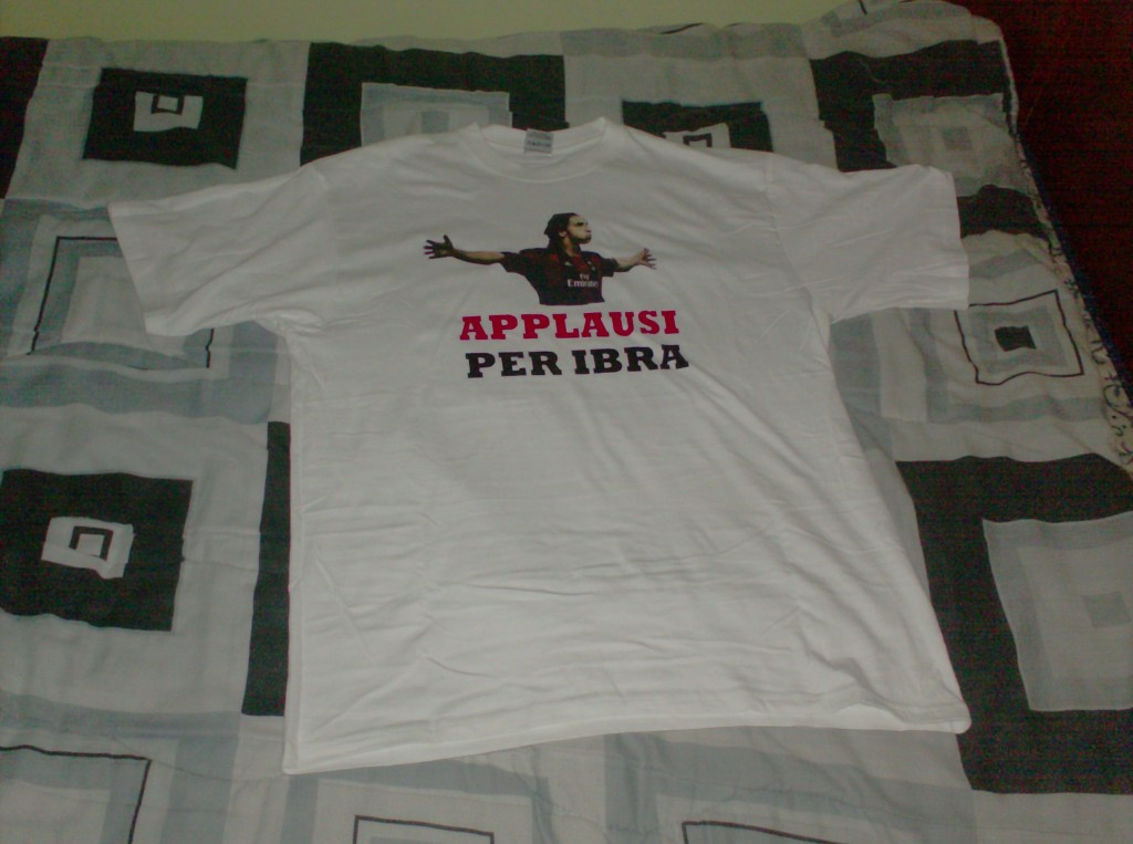 Applausi Per Ibra T-Shirt