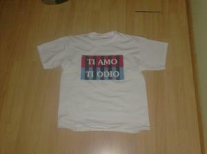 Ti Amo Ti Odio T-Shirt