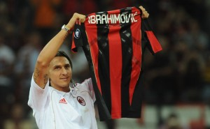 The signing of Ibrahimovic was the start of a great season for Milan