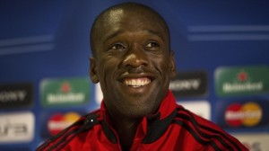 Seedorf Smiling