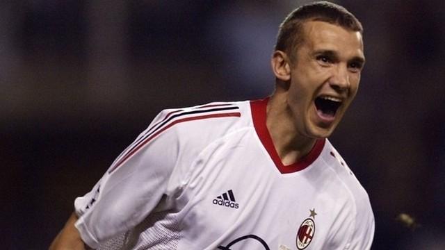 Shevchenko vs. Juventus