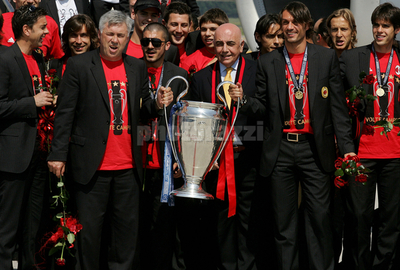 The Milan With Champions League DNA