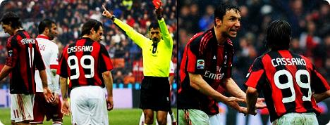 AC Milan vs. Bari