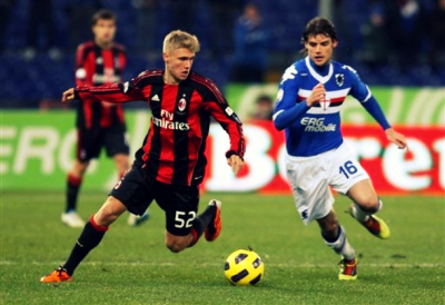 Alexander Merkel vs. Sampdoria